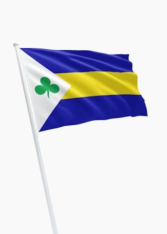 Vlag gemeente Leeuwarderadeel