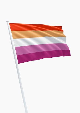 Lesbian Pride vlag