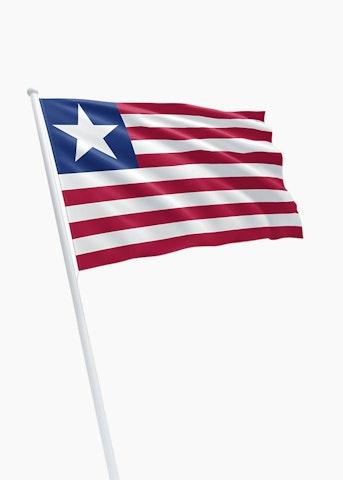 Liberiaanse vlag huren
