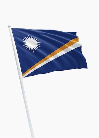 Marshalleilanden vlag huren
