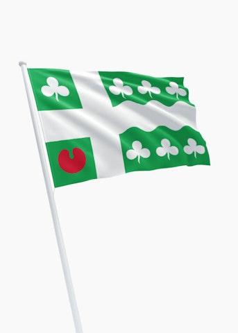 Vlag gemeente Marum