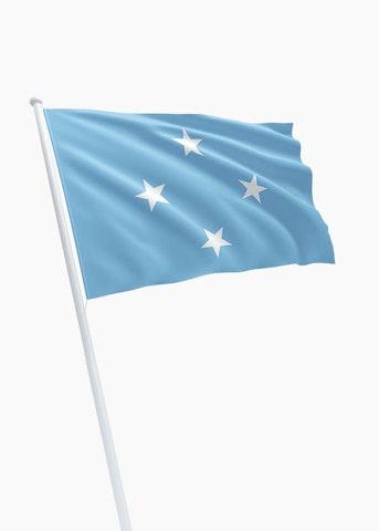 Micronesische vlag huren