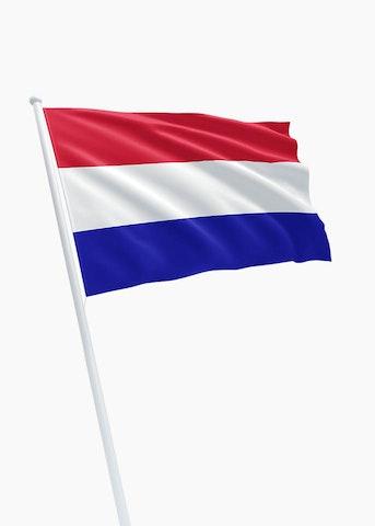 Nederlandse vlag huren