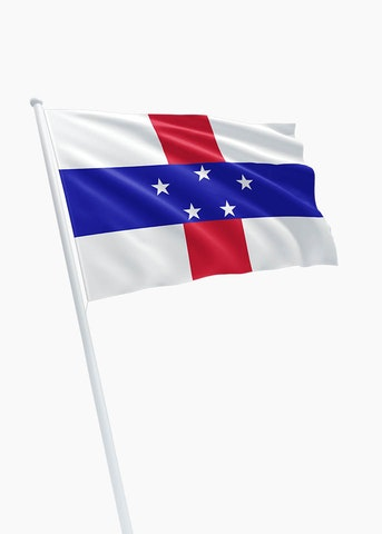Nederlandse Antillen vlag huren