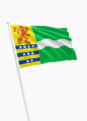 Vlag gemeente Nissewaard