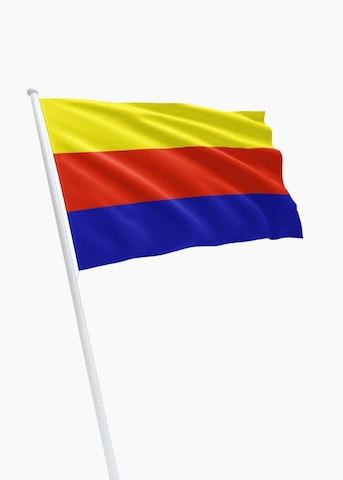 Noord-Hollandse vlag