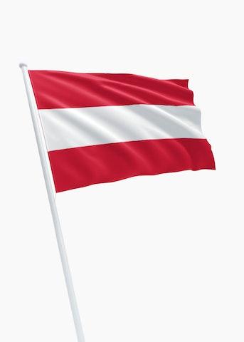 Oostenrijkse vlag huren