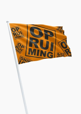 Opruiming vlag