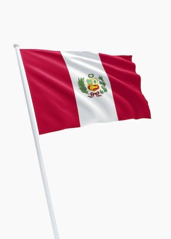 Peruaanse vlag huren