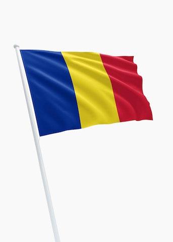 Roemeense vlag huren