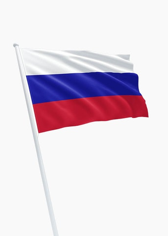 Russische vlag huren
