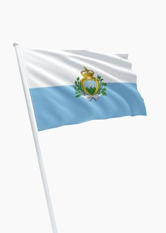San Marino vlag