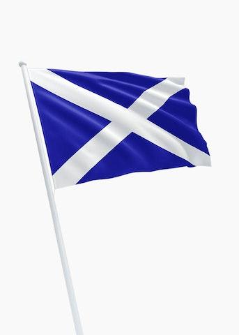 Schotse vlag huren