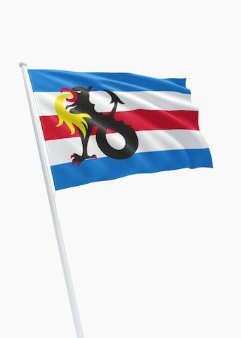 Vlag gemeente Slochteren