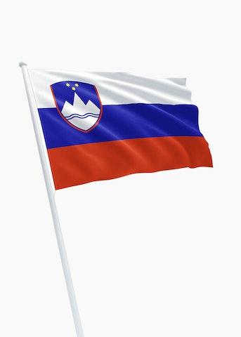 Sloveense vlag huren