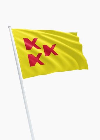 Vlag gemeente Strijen
