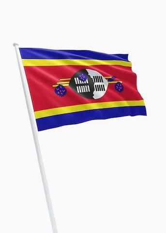 Swazische vlag
