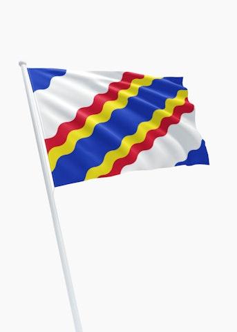 Vlag gemeente Ten Boer