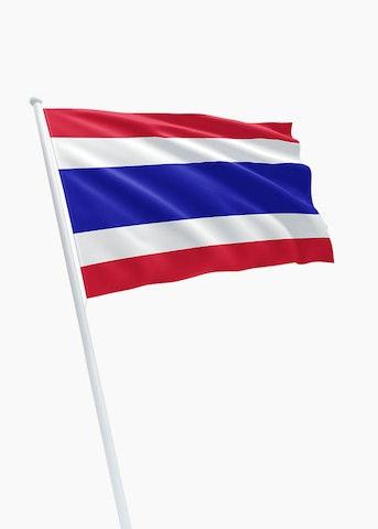 Thaise vlag