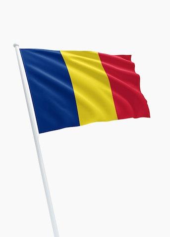 Tsjadische vlag huren