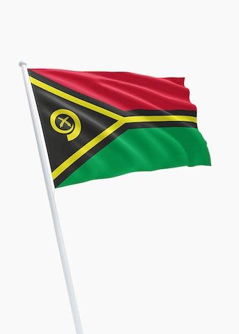 Vanuatuaanse vlag huren