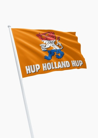 Hup Holland Hup vlag
