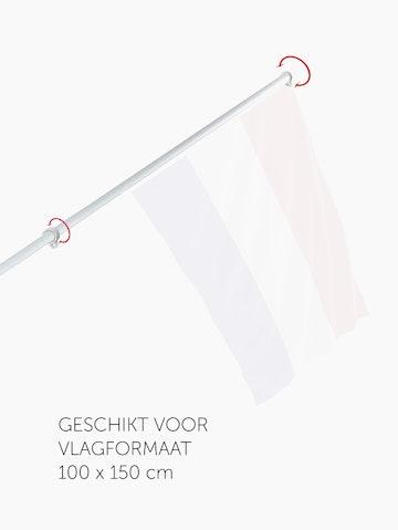 Roll-over vlaggenstok