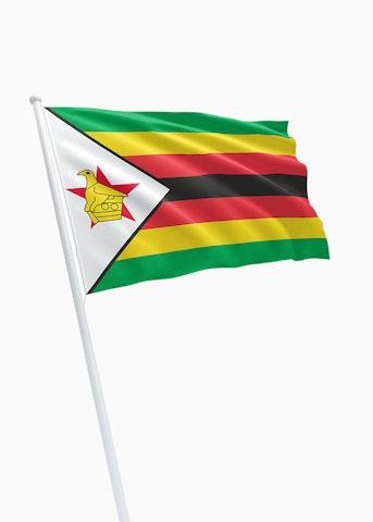Zimbabwaanse vlag huren