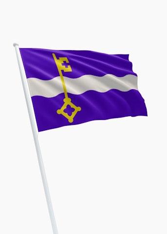 Vlag gemeente De Marne