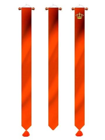 Oranje wimpel
