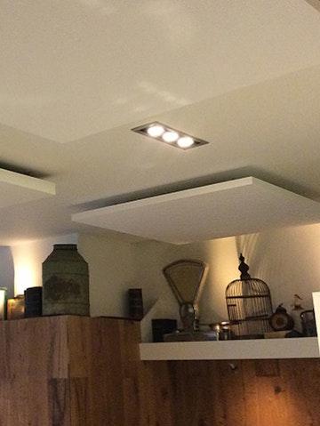 Akoestische plafondpanelen