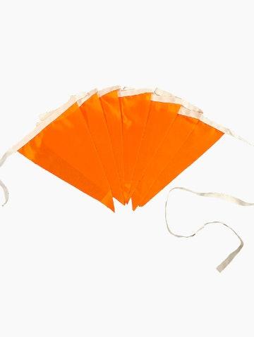 Oranje vlaggenlijn