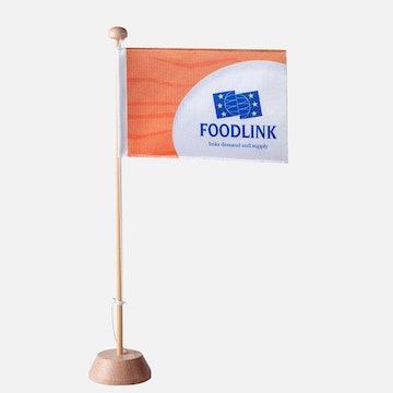 Tafelvlag rechtformaat